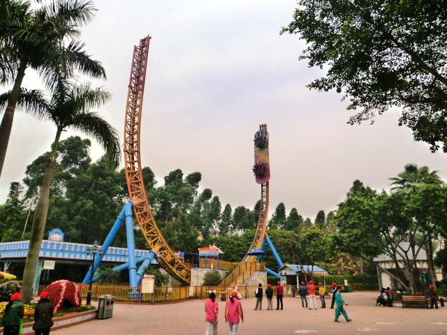 Chimelong Changlong Holiday Resort